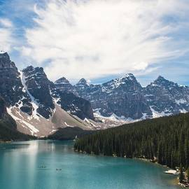 Andrew Burgos - Moraine Lake