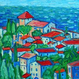 Ana Maria Edulescu - Impression From Mallorca