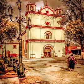 In Cristobal de las casas by Catherine Arnas