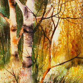 In the Forest by Teresa Ascone