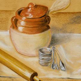 Teresa Ascone - In the Kitchen