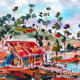 Roberto Gagliardi - In The Outback Australia