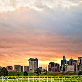 Incandescent Skyline by Royce Bishop