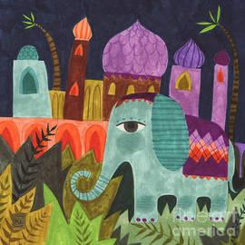 Kate Cosgrove - India Elephant