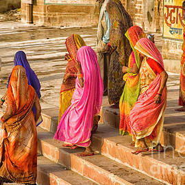 India  The United Colors of Varanasi by Neville Bulsara