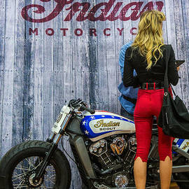 Rene Triay Photography - Indian Chief Motorcycles