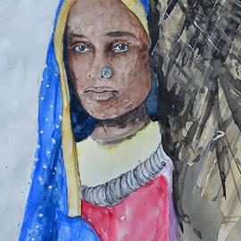 Ismeta Gruenwald - Indian girl