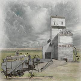 Jeff Burgess - Indian Head Grain