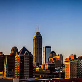 Indianapolis Skyline - South
