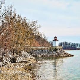 Inlet Lighthouse 2 by Greg Jackson