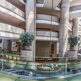 John McGraw - Inside the Renaissance Center in Detroit