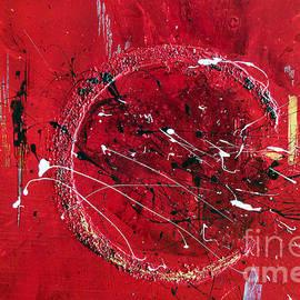 Ismeta Gruenwald - Inspiration- Abstract Painting
