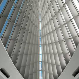 Paul Plaine - Interior Milwaukee Art Museum