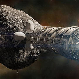 Bryan Versteeg - Interstellar colony maker