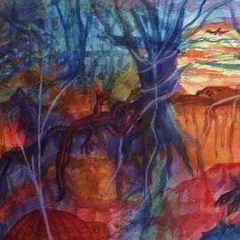 Intertwined Creation by Ellen Levinson
