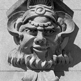 University Icons - Iowa State University Limestone Detail