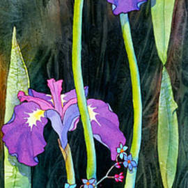 Teresa Ascone - Iris Tall and Slim
