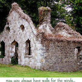 Irish Blessing by Charlie and Norma Brock
