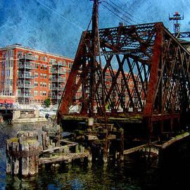 Anita Burgermeister - Iron Bridge Side w metal