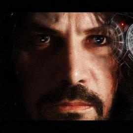 Iron Man... by Alessandro Della Pietra