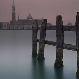 Isola di San Giorgio by Luca Battistella