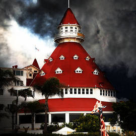 Wingsdomain Art and Photography - It Happened One Night At The Old Del Coronado Hotel 5D24270
