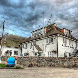 Graham Markham - Itchenor Harbour Office Hdr