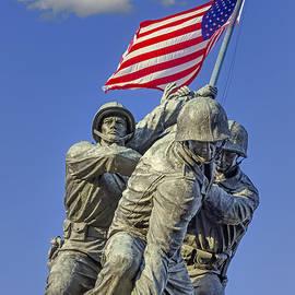 Susan Candelario - Iwo Jima United States Marine Corps