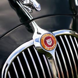 Tim Gainey - Jaguar 3.4 litre Classic Car