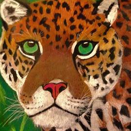 Renee Michelle Wenker - Jaguar in the Jungle