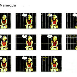 Joe Jake Pratt - Jan The Mannequin