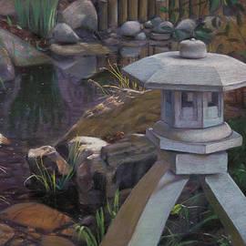 Christopher Reid - Japanese Garden