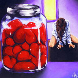 Jackie Carpenter - Jar Of Hearts
