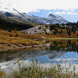 Stephan Pietzko - Jasper Banff National Park in fall