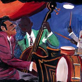 Harold Ellison - Jazz Band