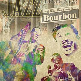 Jazz Legends by Timothy Lowry