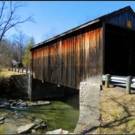 Kathy Barney - Jediha Hill Covered Bridge I