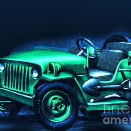 Jeep by Steven Parker