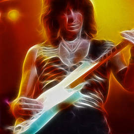 Gary Gingrich Galleries - Jeff Beck-95-GA24-Fractal