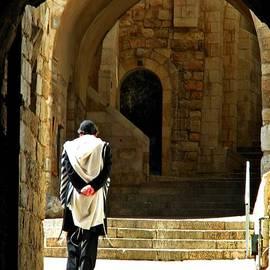 Jerusalem Old City by Henry Kowalski