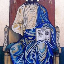 Ciprian Alexandrescu - Jesus Christ