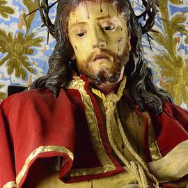 Jesus Christ Crucifixion 2 by Bob Christopher
