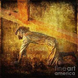 Lianne Schneider - Jesus Falls Again Via Dolorosa 7
