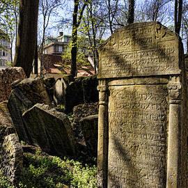 Brenda Kean - Jewish Cemetery