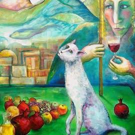 Elisheva Nesis - Jewish New Year. New Game