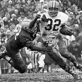 R A W M   - Jim Brown #32