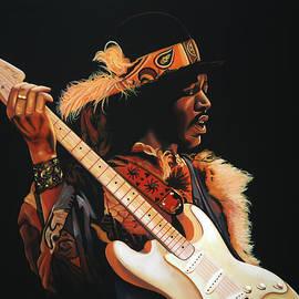 Paul Meijering - Jimi Hendrix 3