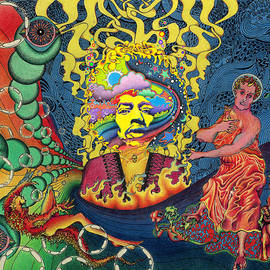 Jeff Hopp - Jimi Hendrix Rainbow Bridge