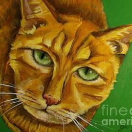 Jing Jing - Cat by Grace Liberator