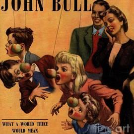 The Advertising Archives - John Bull 1948 1940s Uk Halloween Games